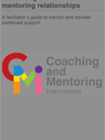 Sustaining the momentum of mentoring relationship